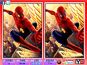 Thumbnail for 10 Differences Spiderman