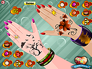 Thumbnail for Princess Nail Decor