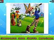 Thumbnail for Bugs Bunny And Daffy Puzzle