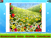 Thumbnail for Nature Flowers Puzzle
