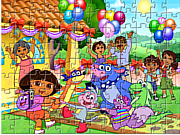 Thumbnail for Dora Puzzle Jigsaw