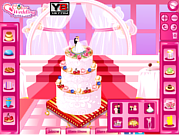 Thumbnail for Bridal Shower Cake