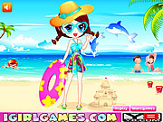 Thumbnail for Summer Beach Dress Up