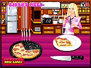 Thumbnail for Barbie Cooking Pizza