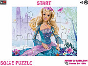 Thumbnail for Barbie Princess Jigsaw