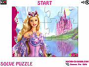 Thumbnail for Barbie The Queen Jigsaw