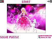 Thumbnail for Barbie Fairytale Jigsaw