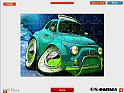 Thumbnail for 3D Car Jigsaw