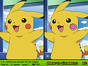 Thumbnail for Pikachu Find Difference