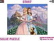 Thumbnail for Pricess and the Pauper Jigsaw