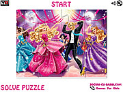 Thumbnail for Princess Charm School  Party Jigsaw