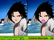 Thumbnail for Uchiha Sasuke Differences