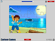 Thumbnail for Diego Jigsaw Game
