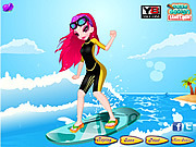 Thumbnail for Surfing Weekend Dressup