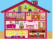 Thumbnail for Barbie Doll House Decor