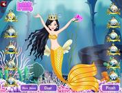 Thumbnail for Mermaid Girl Dressup