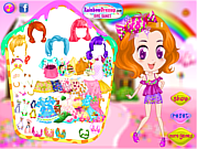 Thumbnail for Cute Candyland Doll