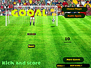 Thumbnail for Football Kick And Score