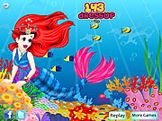 Thumbnail for Mermaid Princess Dressup