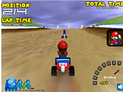 Thumbnail for Mario Go Kart