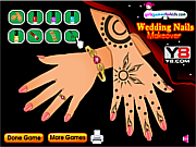 Thumbnail for New Wedding Nails Makeover