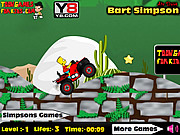 Thumbnail for Bart Simpson ATV Drive