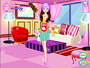 Thumbnail for Cleaner Girl Dressup