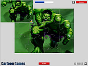 Thumbnail for Hulk Jigsaw