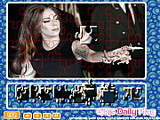 Thumbnail for Entrancing Lady Gaga Puzzle