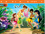 Thumbnail for Tinkerbell Hidden Alphabets