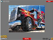 Thumbnail for American Truck - Puzzle