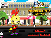 Thumbnail for Chicken Little Dress Up