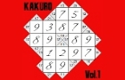 Thumbnail for Kakuro  vol 1