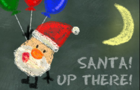 Santa Up There thumbnail
