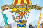 Thumbnail of Monkey Puzzles World Tour
