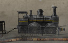Thumbnail of Cargo Steam Train