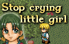 Stop crying little girl thumbnail