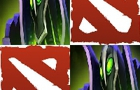 Thumbnail of DOTA a matching game