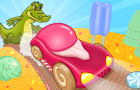 Thumbnail of Ice Cream Racing
