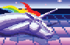 Thumbnail of Retro Unicorn Attack