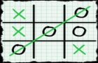 Thumbnail of Tic Tac Toe Paper Note