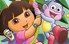 Dora Spot the Difference thumbnail