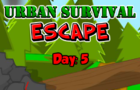 Thumbnail of Urban Survival Escape 5