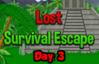 Thumbnail of Lost Survival Escape 3