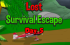 Thumbnail of Lost Survival Escape 5