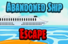 Thumbnail of Abandoned Ship Escape