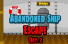 Thumbnail of Abandoned Ship Escape 2