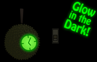 GlowintheDark Clock thumbnail