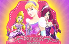 Princess Coloring Book thumbnail