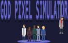 Thumbnail of God pixel simulator